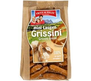 Grissini mini laugen