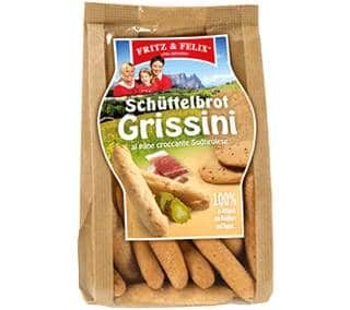 Grissini Schüttelbrot 125g