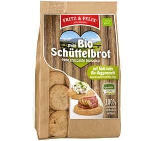 Mini Bio Schüttelbrot