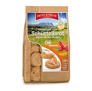 Mini Schüttelbrot Chili 125g