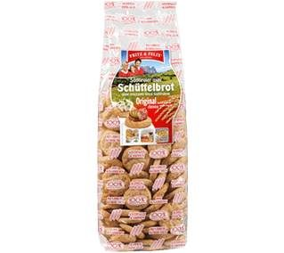 Mini Schüttelbrot traditional cumin and fennel 350g