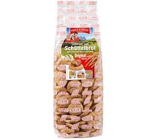 Mini Schüttelbrot originale con cumino & finocchio 350g