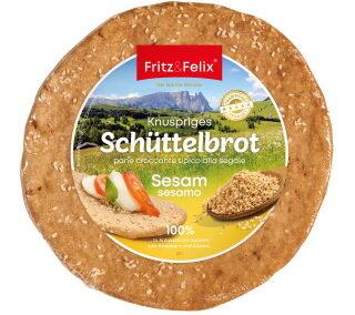 Schüttelbrot with sesame 150g