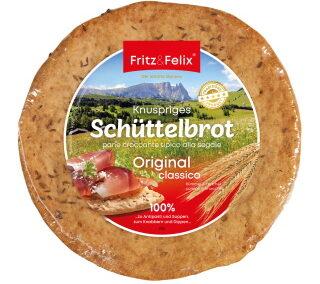 Schüttelbrot traditional cumin and fennel 150g