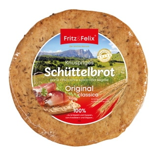 9901 Schüttelbrot Original 150g
