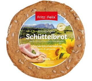 Schüttelbrot with sunflower seeds 150g