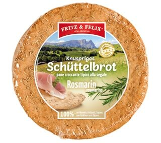 Schüttelbrot with rosemary 150g