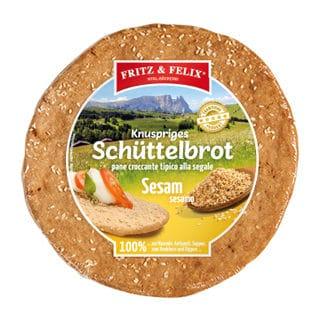 Schüttelbrot sesame 150g