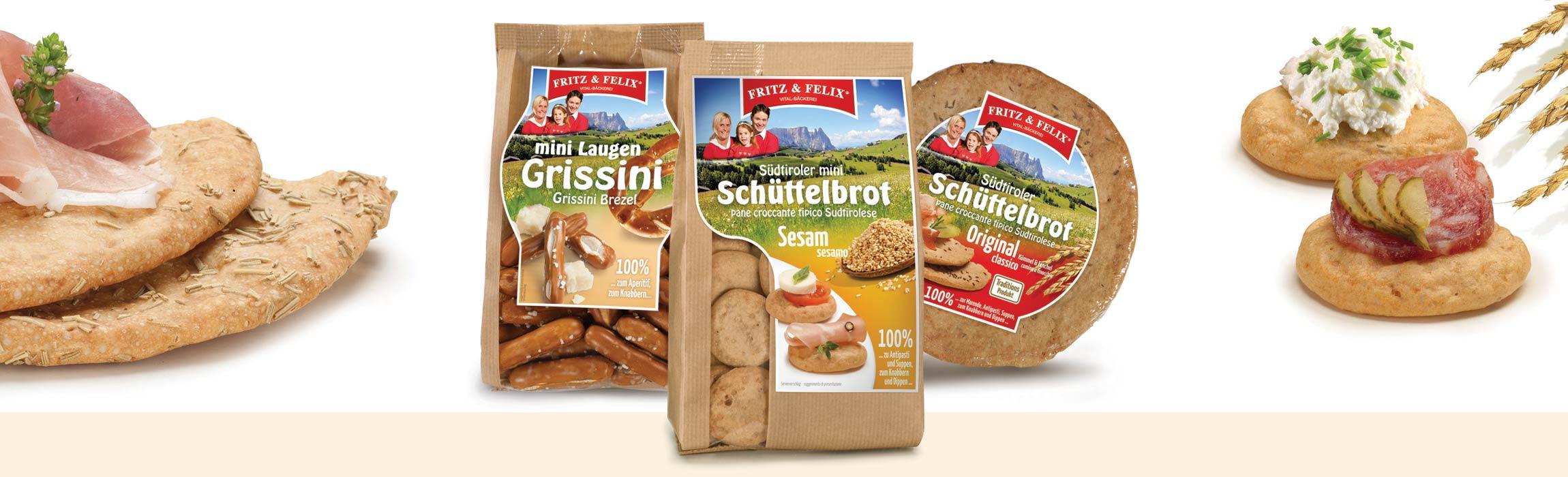 Prodotti di Fritz e Felix
