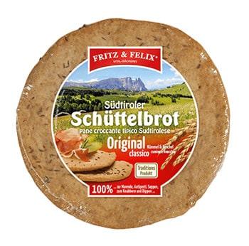 Originales Südtiroler Schüttelbrot