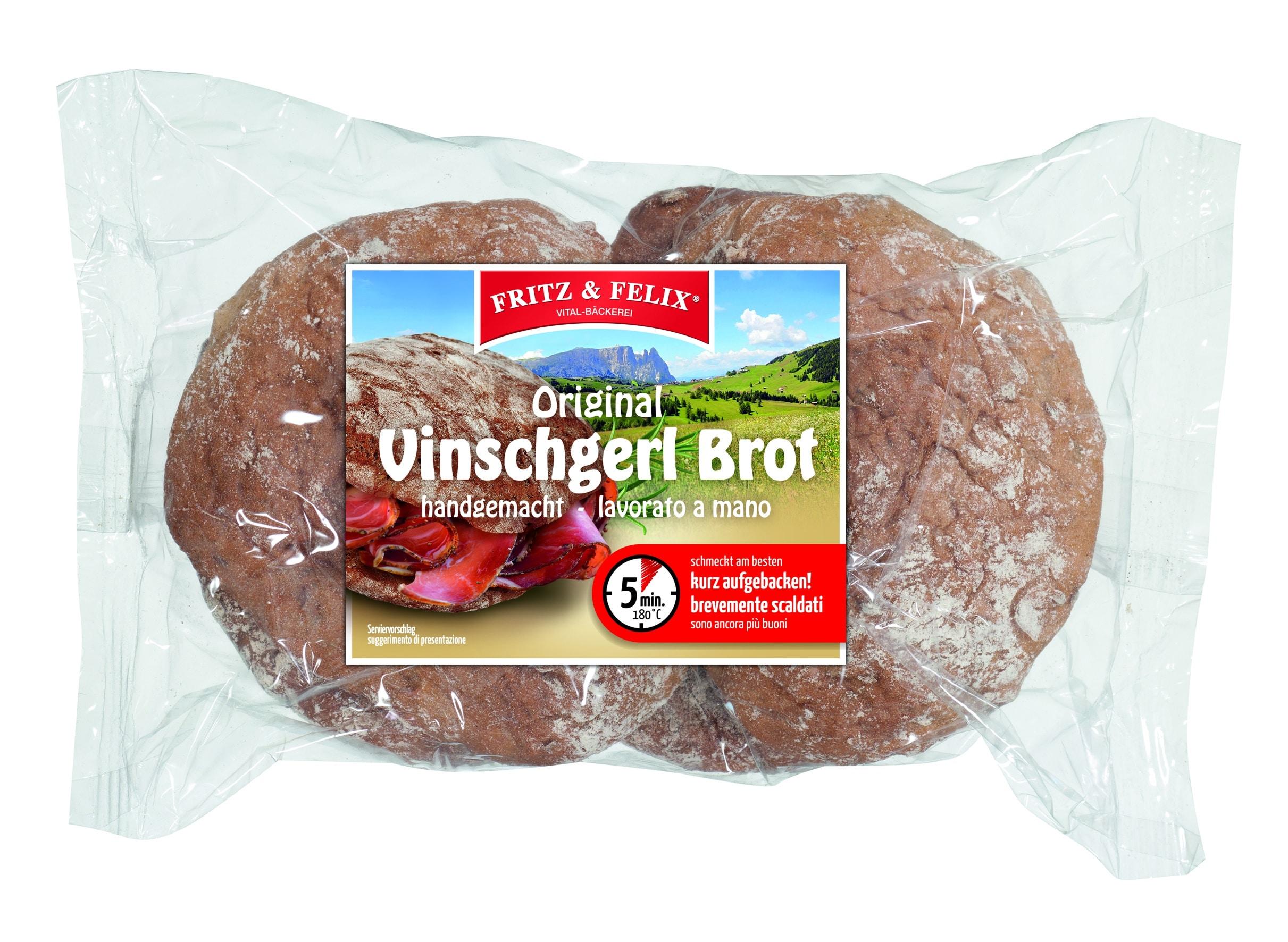 Vinschgerl Brot